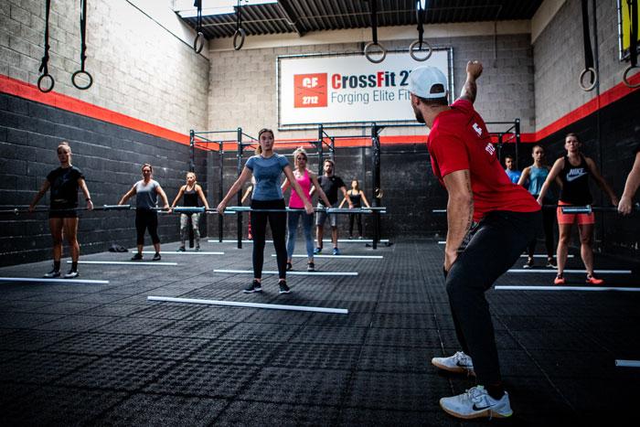 CrossFit Bergschenhoek